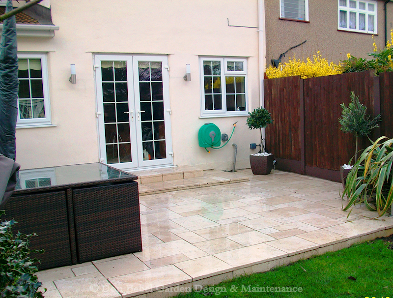 Don bebel garden design maintenance for Garden patio design ideas